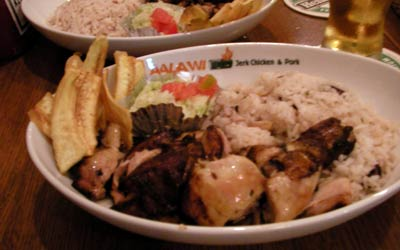 Aalawi Jerk Chicken