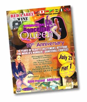Dancehall Queen 2006 Champi