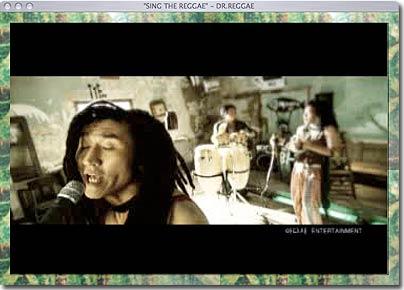 Dr Reggae Sing The Reggae