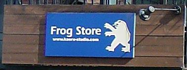 Frog Store Shinsaibashi