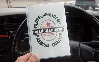 Madadan Mix Cd 2006-1