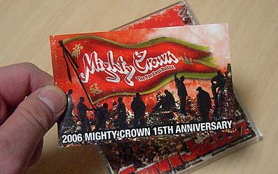 Mighty Crown 15Th Stee