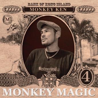 Mokey Ken Magic 4