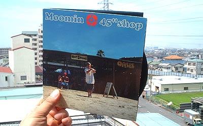 Moomin 45 Rpm Shop