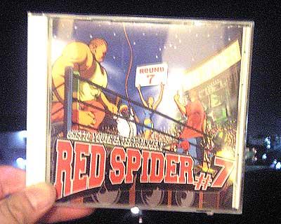 Red Spider 7
