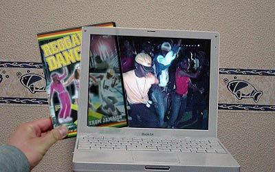 Reggae Dance Dvd Tiara