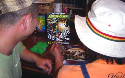 Reggae Town Bar I