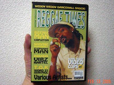 Reggaetimes