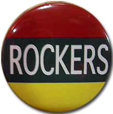 Rockers Badge