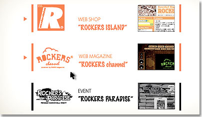 Rockers Island Top