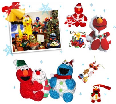 Sesame Street Present