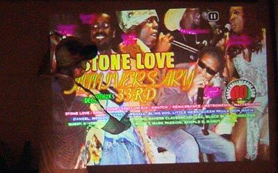 Stone Love 33Rd Dvd