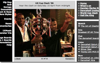 Uk Cup 2006 Bbc
