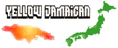 Yellowjamaican Cat Logo